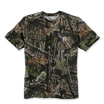 Carhartt Men's T-Shirt Workwear Camo