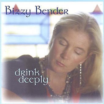Bizzy Bender - tief zu trinken [CD] USA Import