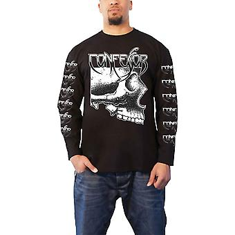 Confessor T Shirt Condemned World Tour new Official Mens Black Long Sleeve