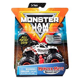 Monster Jam Die-Cast Truck 1:64 Assorti