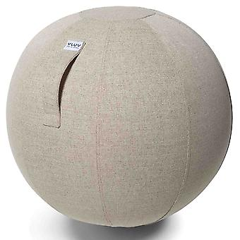 Vluv Sova Stoff-Sitzball Durchmesser 60-65 cm Toffee