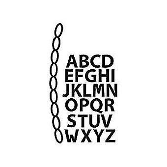 Marianne Design Mini Alphabet und Garland Craftables sterben,