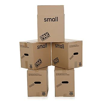 StorePak Pack Of 5 - Small Cardboard Packing Boxes
