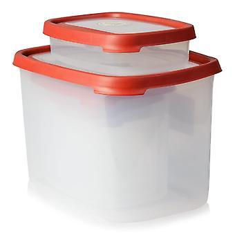 Wham Storage Seal It Rectangular 5 Piece Set - Large
