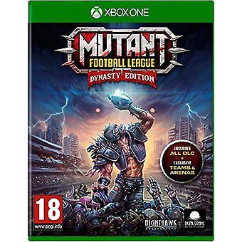Mutant Football League Dynasty Edition Xbox One Jeu