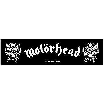 Motorhead Warpig sy-på klud strimler plaster