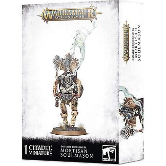 Games Workshop - Era de Sigmar - Ossiarch Bonereapers Mortisan Soulmason