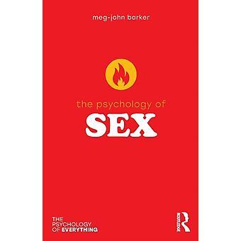Psychology of Sex by Meg John Barker