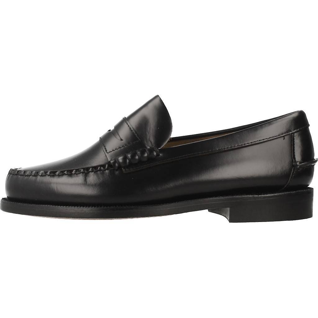 Sebago mocassins 7000300w speciale breedte kleur zwart - Gratis verzending jJLOK3