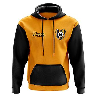 Wolven concept Club voetbal Hoody (oranje)
