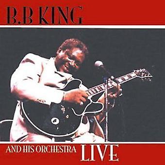 B.B. King - Live [CD] USA import