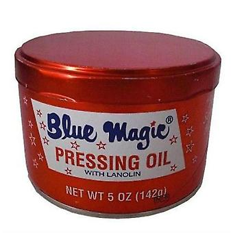 Blue Magic Pressing Oil with Lanolin 142g, 5oz