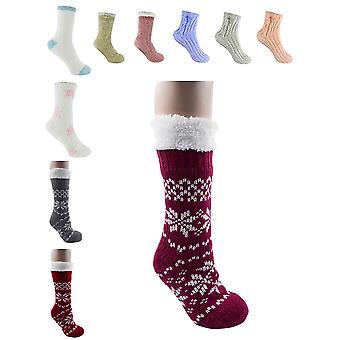 Anti-Slip Bed Socks
