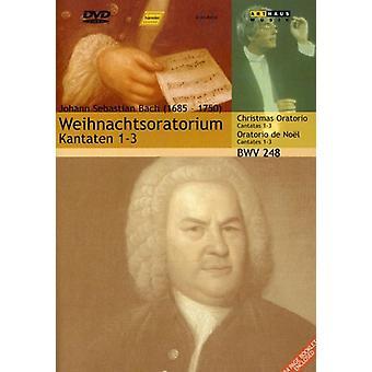J.S. Bach - Christmas Oratorio Bwv 248 [DVD] USA import
