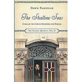 De ondiepe zeeën: een verhaal van twee steden, Singapore en Batavia (The Straits Quartet)