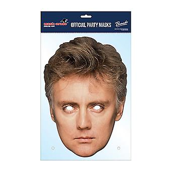 Roger Taylor Official Queen Card Party Fancy Dress Mask