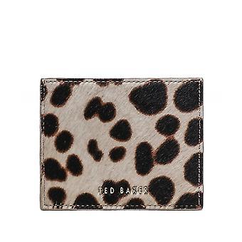 Ted Baker Stormi Leopard Print Card Holder