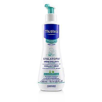 Mustela Stelatopia emollient Cream-para pele atópica-prone-300ml/10.14 oz