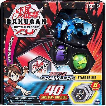Bakugan Card Game Starter Pack - Aquos Garganoid