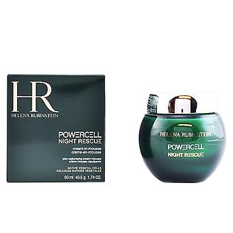 Helena Rubinstein Powercell Rescue nachtcrème In Mousse 50 Ml voor vrouwen