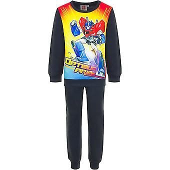 Transformers optimus prime boys joggsuit tracksuit set