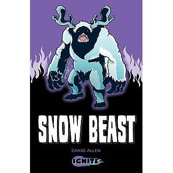 Snow Beast by Craig Allen - Mark Penman - 9781781474532 Book