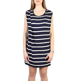 Armani Jeans Femei originale de primăvară / vară Rochie Albastru - 58460