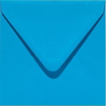 Papicolor Envelope Square 14cm sky blue 105gr 6 pc 303949- 140x140 mm