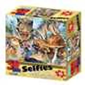 Dino Selfies Super 3D Puzzles 48 Pièces