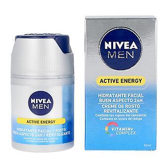 Anti-træthed dag behandling Hud Energi Nivea (50 ml)