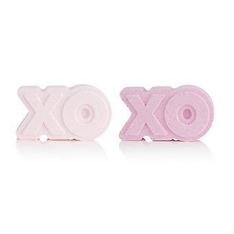 Tilly & Friends 150g XO Fizzer (Pink / Coral)