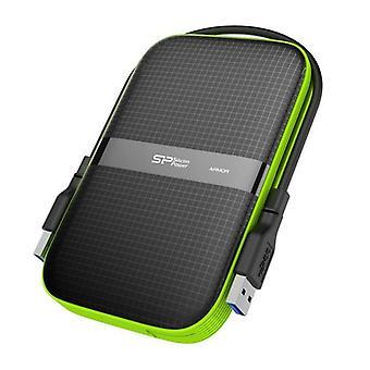 Externe Hard Drive Silicon Power SP040TBPHDA60S3K 4 TB USB 3.1 Noir