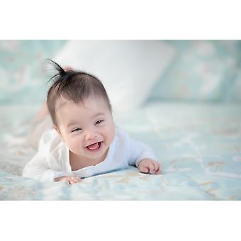 Bambini Mädchen Baby Mütze (Packung mit 5)
