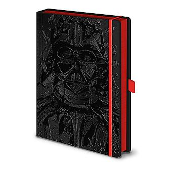 Star Wars Darth Vader Art Premium A5 Notebook