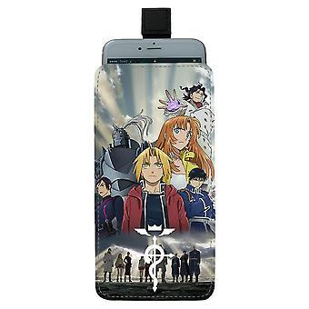 Manga Fullmetal Alchemist Pull-up Mobile Bag