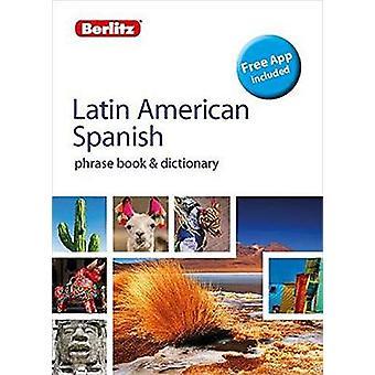 Berlitz Phrasebook & Dictionary Latin American Spanish(Bilingual