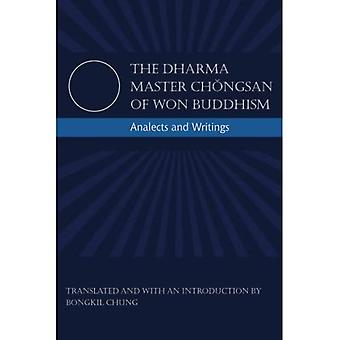 The Dharma Master Chongsan of Won Buddhism
