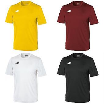 Lotto Junior Unisex Delta Jersey Short Sleeve Shirt