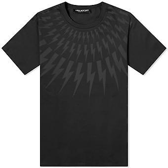 Neil Barrett Lightning-bolt T-shirt