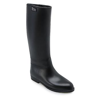 Shires Mens Long Rubber Riding Boots Shoes