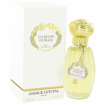 Un Matin D'orage Eau De Parfum Spray By Annick Goutal 3.4 oz Eau De Parfum Spray