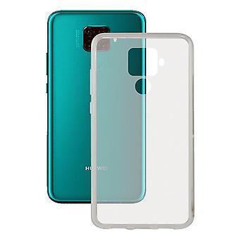 Mobiele cover Huawei Mate 30 Lite Contact Flex TPU Transparant