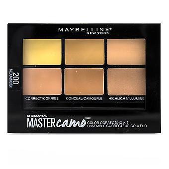 Kit de corrección de color Maybelline Master Camo - 200 Medium 6g/0.21oz