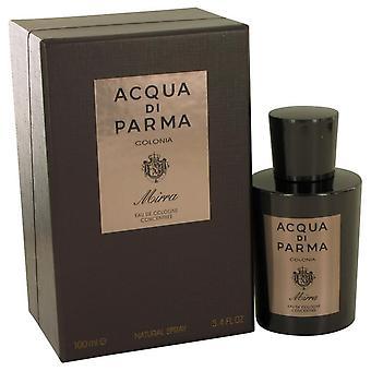 Acqua Di Parma Colonia Mirra Eau De Cologne Concentree Spray przez Acqua Di Parma 3,4 uncji Eau De Cologne Concentree Spray