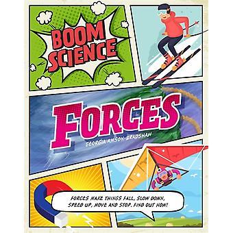 BOOM Science Forces by Georgia AmsonBradshaw