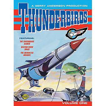 Thunderbirds - Comic Volume One - 9781405272605 Libro