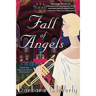Fall Of Angels by Barbara Cleverly - 9781641290227 Book