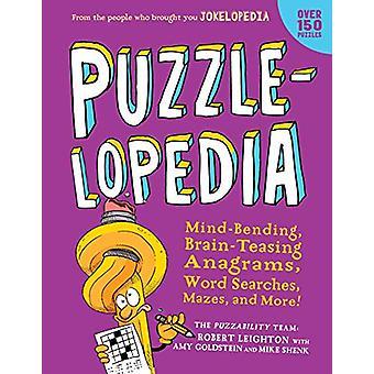 Puzzleopedia by Robert Leighton - 9780761172208 Book