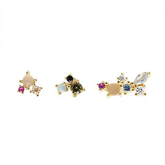Paola AR01-209-U PD Earrings - ATELIER