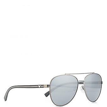 Emporio Armani Eyewear Aviator Sunglasses